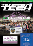 Tomorrow's Technician - November, 2012