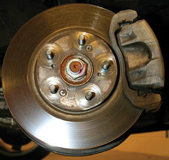 Brake Service on 7th Gen Honda Accords -