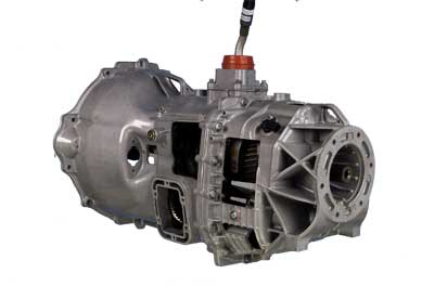 The Liberty was upgraded with the NSG 370 six-speed manual transmission in 2005.