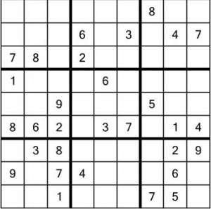 Aug-Sudoku-puzzle