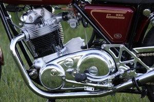 Colorado Norton Works in Delores, CO creates custom Norton motorcycles like this 850 Commando.