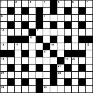 May-Crossword