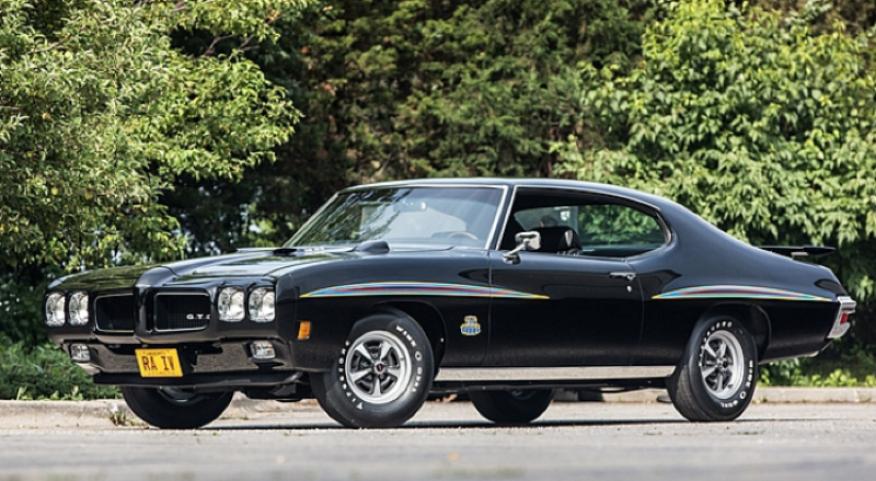 Ride Of The Week 1970 Pontiac Gto Judge Ram Air Iv