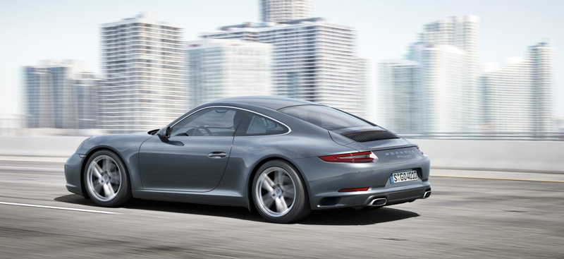The-new-911-Carrera