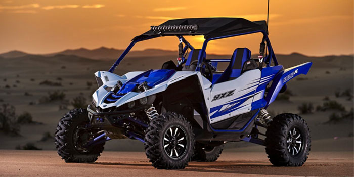 yamaha unveils all new 5 speed yxz1000r sport side by side. Black Bedroom Furniture Sets. Home Design Ideas
