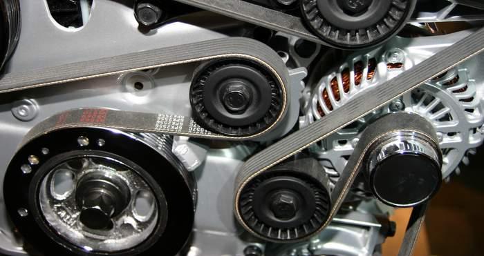 Serpentine-belt-inspection