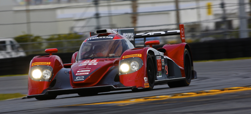 The Two Car Mazda Prototype Race Team Will Be Powered By The New  Gasoline Fueled MZ 2.0T Engine This Season In The IMSA WeatherTech  SportsCar Championship.