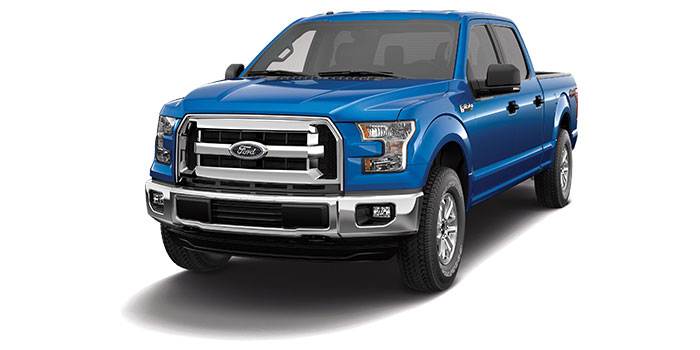 Aluminum-Ford-F150