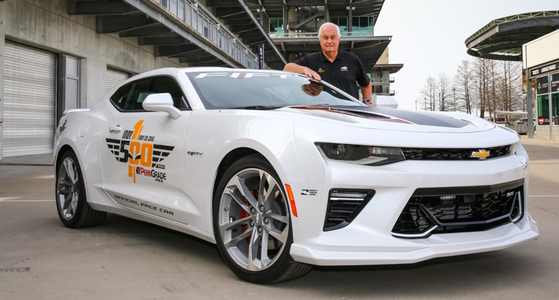 50thAnnivCamaroIndy500PaceCar15