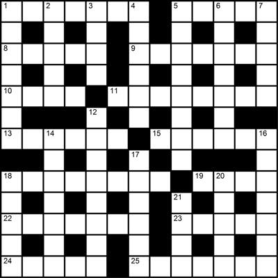 March-Crossword