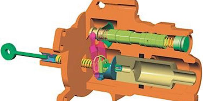 Hydro Boost The Non Vacuum Booster  Tomorrows Technician -> Kuchnia Weglowa Hydro Vacuum
