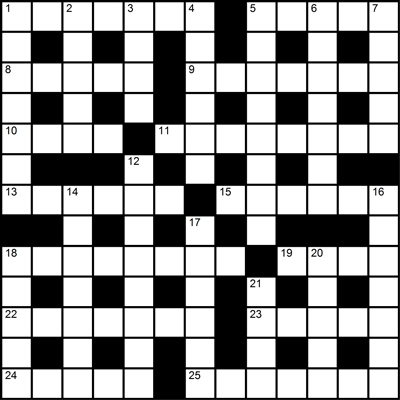 automotive crossword puzzle