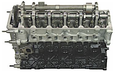 The balance shaft in the Triton V10 is placed in the top of the driver's side cylinder head above and is driven by the camshaft.