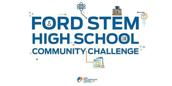 Ford STEM High School Community Challenge