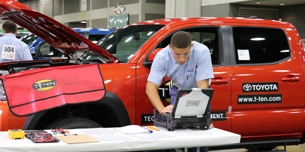Auto Students Take Home Gold At SkillsUSA Nationals -