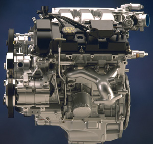 Engine Series A Decade Of The Duratec Servicing Ford S 3 0l Engine
