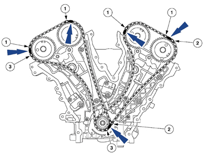 97 Chevy Engine Diagram 3 1 Liter Timing Marks