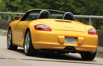 Under the Hood: Getting Revved Up for (Porsche) Boxster Engine Service -
