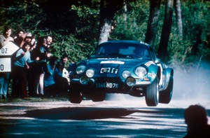winning the world rally championship in 1973