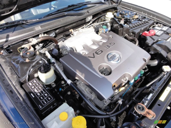 under the hood getting 'started' in electrical repair service nissan pathfinder fuse box diagram fuse box location on the 3 5l v6 nissan engine, a popular powerplant for the