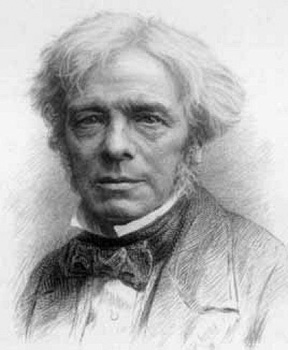 michael faraday:  photo source: www.br-online.de