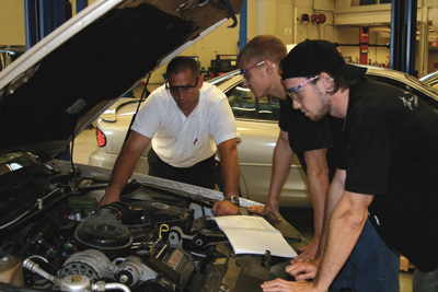 real world diagnosing the automotive technician
