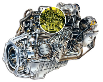 gm's 4.3l v6 vortec engine