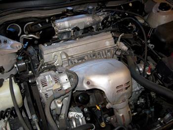 Toyota Oil Leak Repair Tips